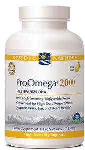 pro omega 2000 120soft gels