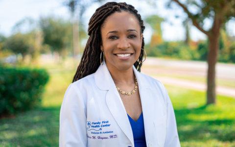 Delicia M. Haynes, M.D.